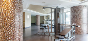 Citygate 2 Condo - 220 Burnhampthorpe Rd W - Exercise Room