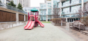 Citygate 2 Condo - 220 Burnhampthorpe Rd W - Children Playground