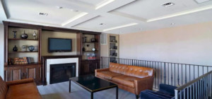 One Park Tower - 388 Prince of Wales Drive - TV Room