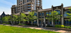 One Park Tower - 388 Prince of Wales Drive - Townhomes