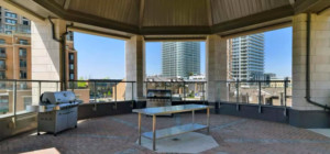 One Park Tower - 388 Prince of Wales Drive - Rooftop