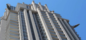 One Park Tower - 388 Prince of Wales Drive - Gargoyles Architecture