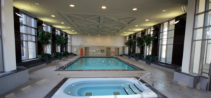 One Park Tower - 388 Prince of Wales Drive - Swimming and Spa