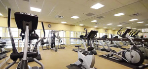 Universal Condo - 335 Rathburn Rd W - Exercise Gym