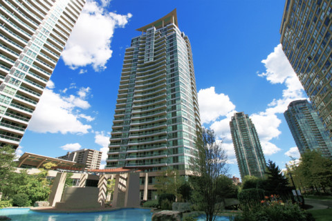 City One Condos - 1 Elm Drive, Mississauga, L5B4M1 Hero