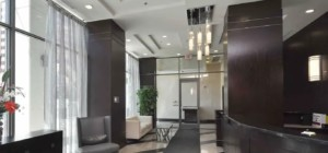 Wide Suites - 208 Enfield Place Mississauga L5B 0G8 - Lobby