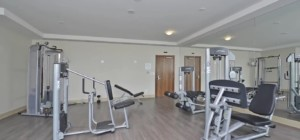 The Grand Residences at Parkside Village - 4070 Confederation Parkway Mississauga L5B 0E9 - Gym