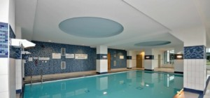 The Park Residences at Parkside Village – 4099 Brickstone Mews, Mississauga L5B0G2 - Swimming Pool