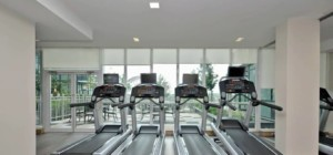 The Park Residences at Parkside Village – 4099 Brickstone Mews, Mississauga L5B0G2 - Exercise Gym