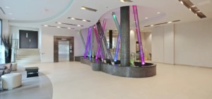 Marilyn Monroe Condos - Absolute World 5 - 50 Absolute Avenue Mississauga L4Z 0A9 - Lobby