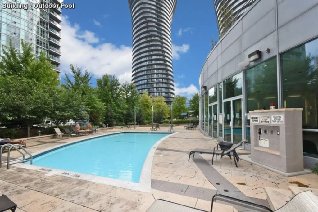 Absolute Vision Condo 80 Absolute Avenue L4z 0a5 Mississauga