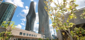 Absolute World V – 60 Absolute Avenue Mississauga L4Z 0A9 - Park Angle