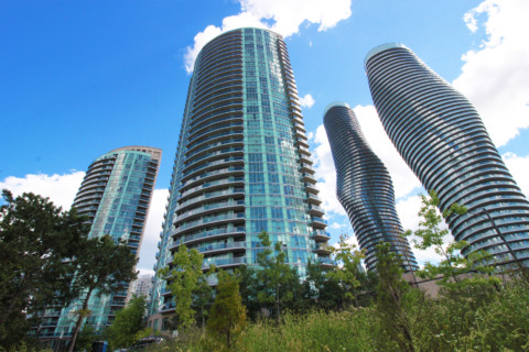80 Absolute Avenue - Mississauga - Squareone.condos - Hero