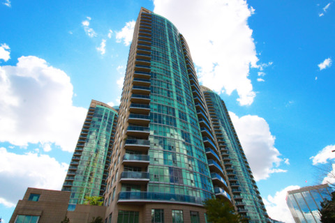 90 Absolute Avenue - Exterior Condo HERO