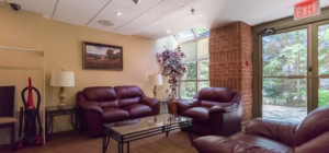 Fairmont Condo - 25 Fairview Rd. , Mississauga L5B 3Y8 - Lounge