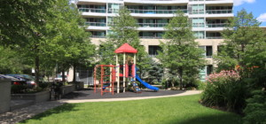 City One Condos - 1 Elm Drive Mississauga - Childrens Playground Park