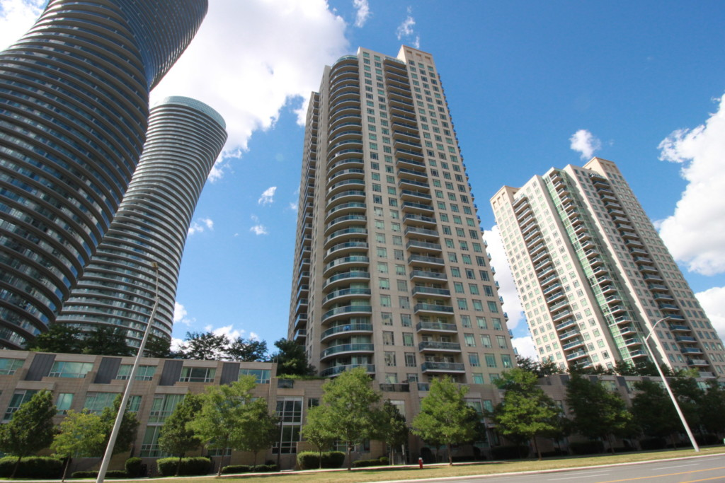 The Absolute 2 - 70 Absolute Avenue Mississauga L4Z 0A4 - Building Exterior