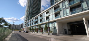 The Park Residences at Parkside Village – 4099 Brickstone Mews, Mississauga L5B0G2