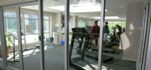 City One Condos - 1 Elm Drive Mississauga - Exercise Gym Amenities