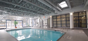 Anaheim Tower 1 - 25 Trailwood Drive Mississauga L4Z3K9 - Swimming Pool
