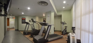 Anaheim Tower 1 - 25 Trailwood Drive Mississauga L4Z3K9 - Exercise Gym