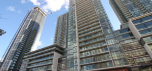 The Grand Residences at Parkside Village - 4070 Confederation Parkway Mississauga L5B 0E9 - Building Exterior