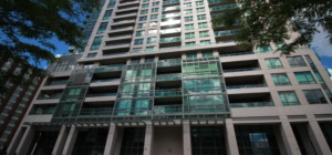 Wide Suites - 208 Enfield Place Mississauga L5B 0G8 - Building Exterior