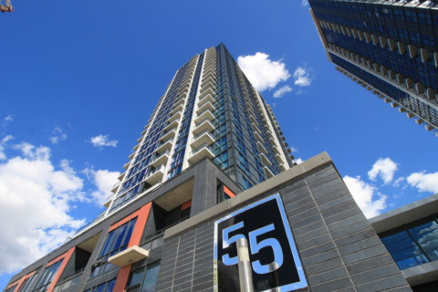 Pinnacle Uptown Crystal Condos 1 - 55 Eglinton Ave W
