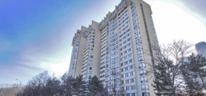 Sherwood Towers - 200 Robert Speck Parkway , Mississauga - Exterior Tower Building