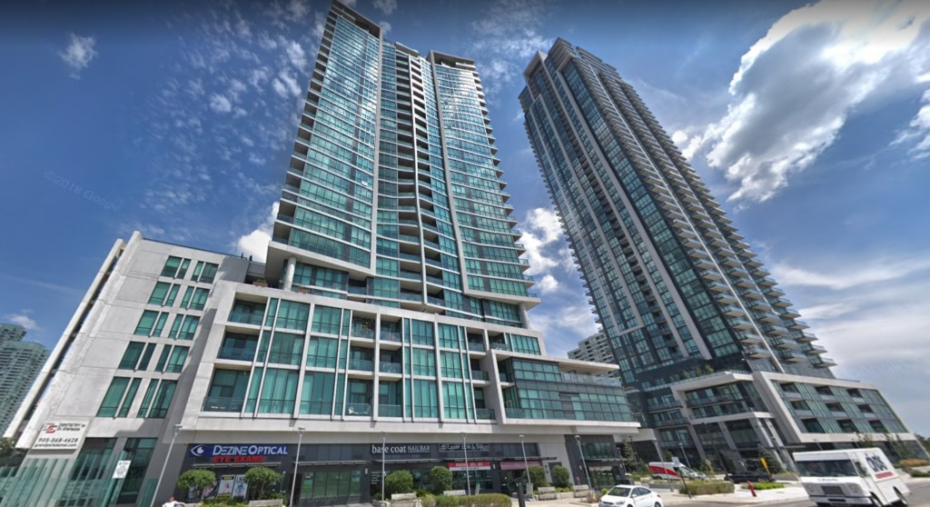 Pinnacle Grand Park 2 Condo, 3975 Grand Park Dr, Mississauga, ON L5B 0K4, Canada