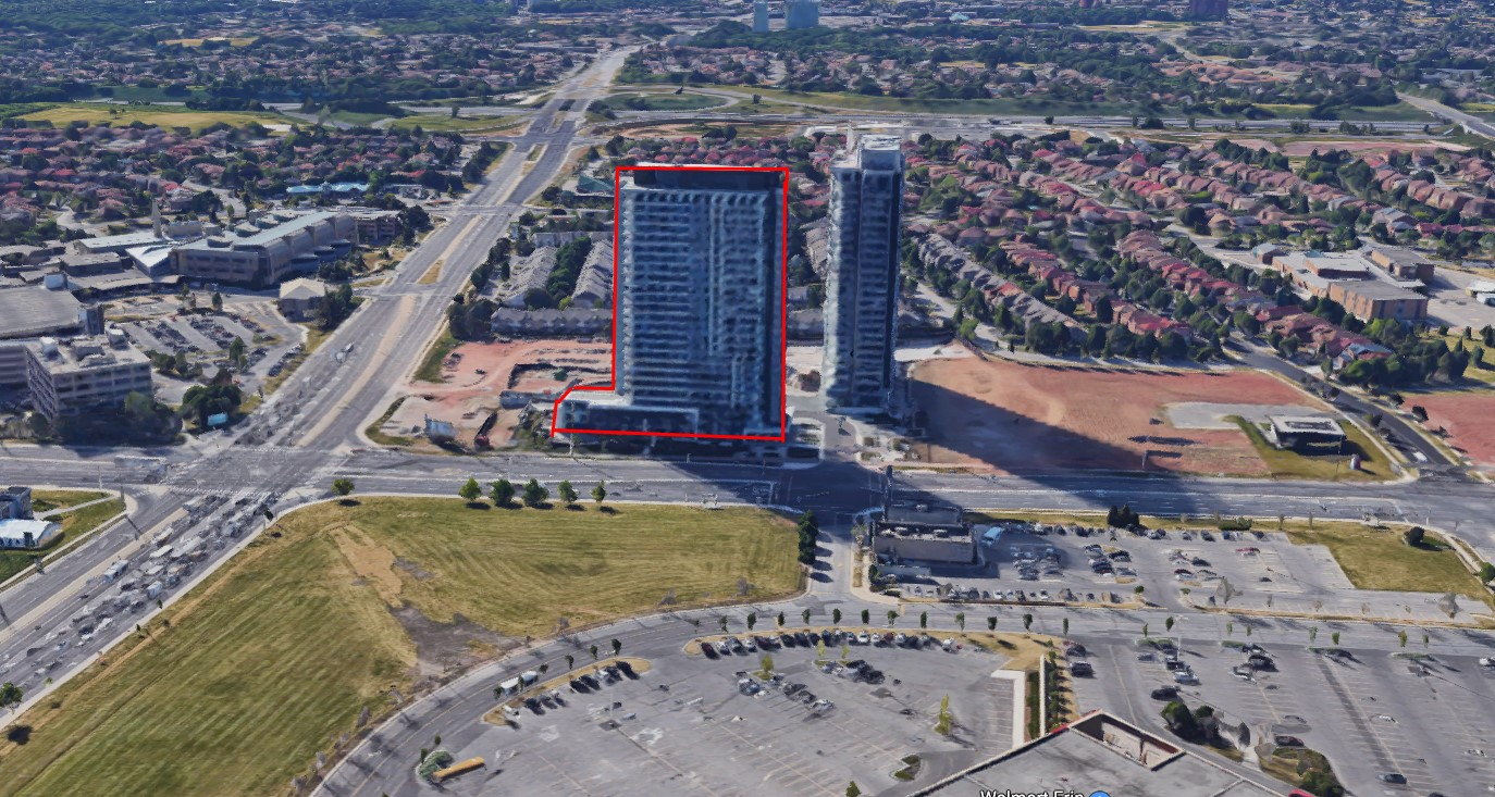 The West Tower Condos - 2550 Eglinton Ave W, Mississauga, ON L5M 4N7