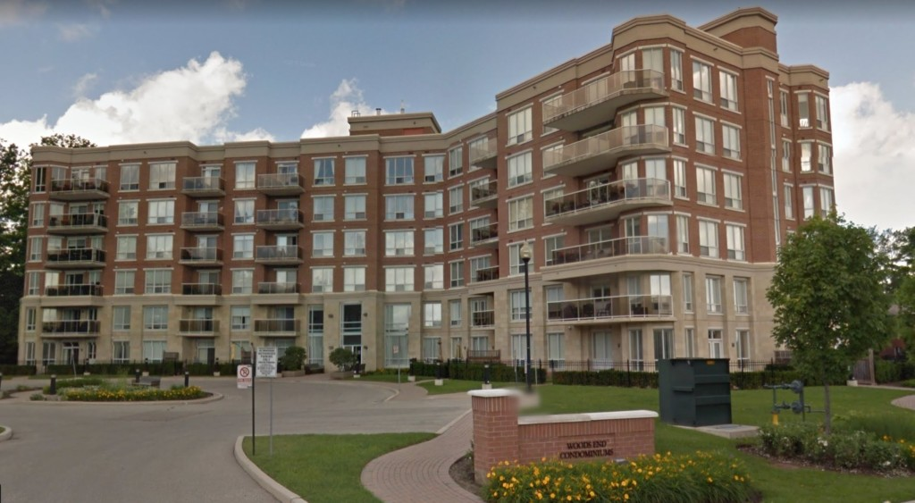 Woods End Condos - 483 Faith Dr, Mississauga, ON L5R0A1