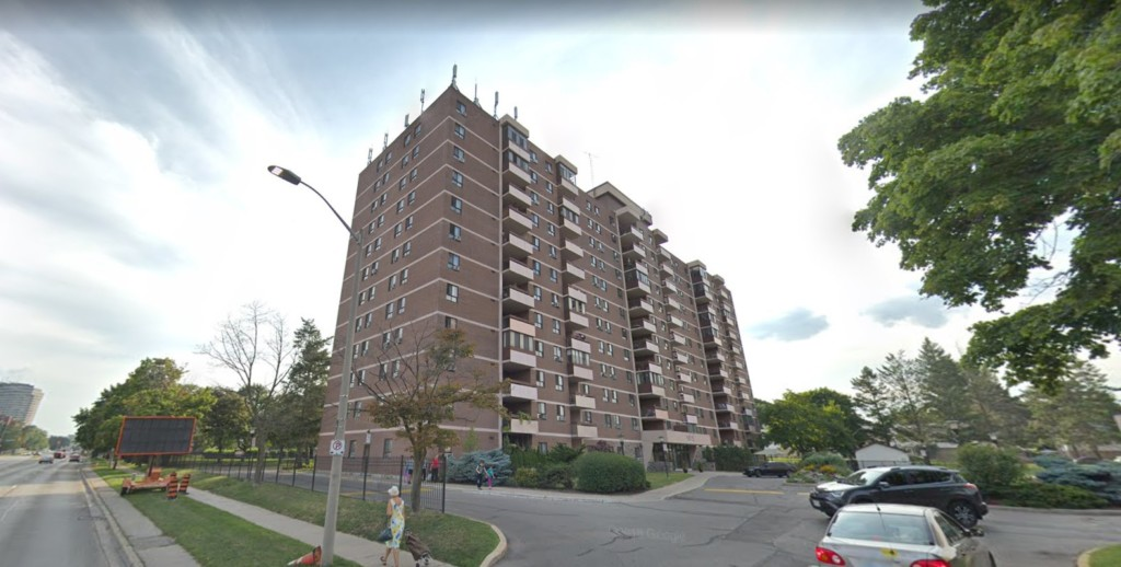 1615 Bloor Condos - 1615 Bloor St, Mississauga, ON L4X 1S2