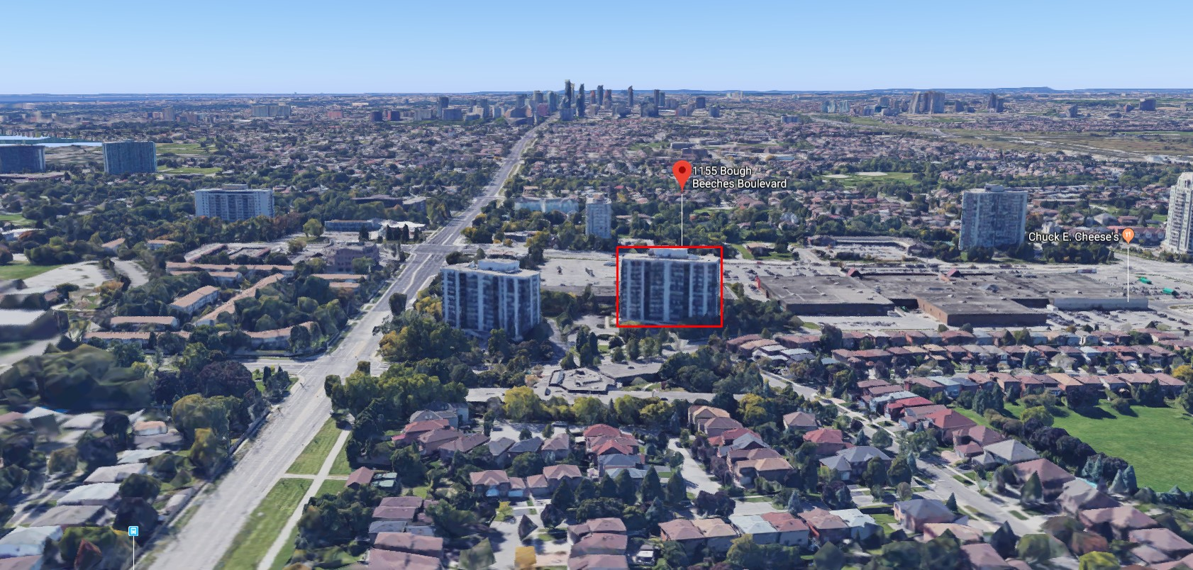 Orchard Place 2 Condos - 1155 Bough Beeches Blvd, Mississauga, ON L4W 4N2