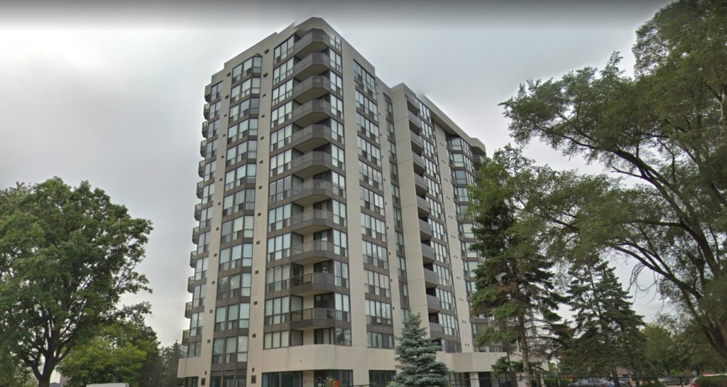Orchard Place Condos - 1111 Bough Beeches Blvd, Mississauga, ON L4W 4G3, Canada
